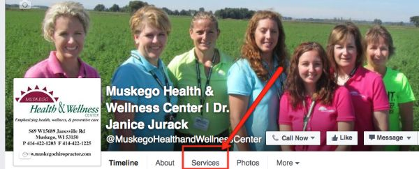 Want to Showcase Your Chiropractic Services on Facebook?